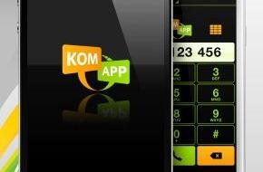 mr. next id GmbH: Festnetz zum Mitnehmen - neue App ermöglicht den Nutzern kostenlose Handytelefonate