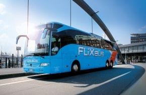 FlixBus: Fernbusmarkt: FlixBus auf der Überholspur - 200 neue Verbindungen und 20% mehr FlixBusse bis Weihnachten