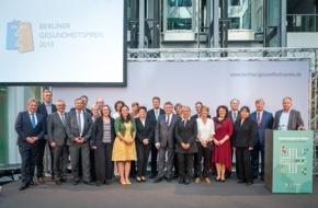 AOK-Bundesverband: Mehr Miteinander im Krankenhaus: Berliner Gesundheitspreis prämiert Projekte zur interprofessionellen Zusammenarbeit