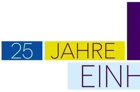"""MDR: """"25 Jahre Deutsche Einheit"""" im MDR"""