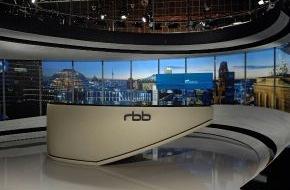 Rundfunk Berlin-Brandenburg (rbb): Abendschau mit internationalem Designpreis ausgezeichnet