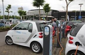 RWE International SE - Effizienz: Projekt eMERGE: Elektrofahrzeuge intelligent regenerativ betanken
