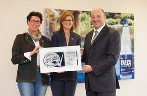 Vilsa-Brunnen Otto Rodekohr GmbH & Co.KG: VILSA setzt Qualitätsoffensive fort