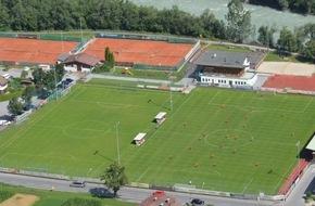 Ferienregion TirolWest: Ferienregion TirolWest wird Partner des 1. FC Kaiserslautern - Trainingslager in Zams