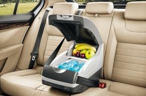 Skoda Auto Deutschland GmbH: Komfortabel und praktisch: SKODA bietet umfangreiches Zubehör für die Urlaubsfahrt