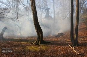 Feuerwehr Iserlohn: FW-MK: Wieder brennt Unterholz