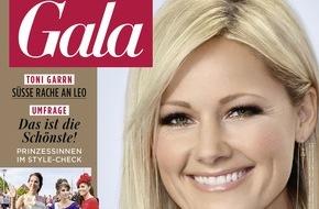 Gruner+Jahr, Gala: René Adler heiratet im Oktober