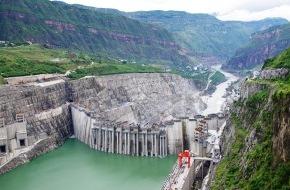 Voith GmbH: Wasserkraft auf dem Weg zu neuen Dimensionen