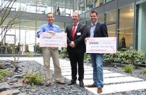BFFT Gesellschaft für Fahrzeugtechnik mbH: Bilanz der Jahrhundertflut 2013: BFFT-Belegschaft hilft Flutopfern mit einzigartiger Spendenaktion
