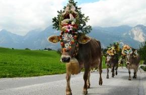 ALPBACHTAL SEENLAND Tourismus: Models der etwas anderen Art