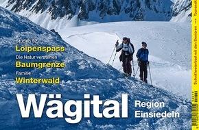 Wandermagazin SCHWEIZ: Wandermagazin SCHWEIZ: Wägital - Region Einsiedeln