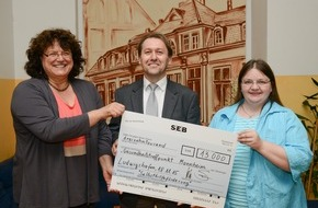 BKK Pfalz: Die BKK Pfalz fördert Selbsthilfegruppen des Gesundheitstreffpunkt Mannheim e.V. mit 13.000 Euro