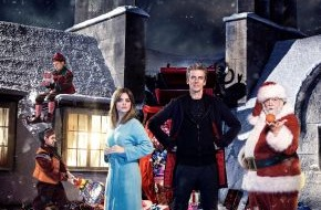 "Fox International Channels: Globale Premiere: Weihnachtsspecial der Kult-Serie ""Doctor Who"" unmittelbar nach der Weltpremiere im Original mit deutschen Untertitel am 25. Dezember um 21.30 Uhr auf Fox (FOTO)"