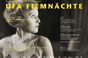 Bertelsmann SE & Co. KGaA: Bertelsmann und UFA veranstalten 5. UFA Filmnächte in Berlin