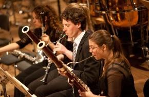 Schweizer Jugend-Sinfonie-Orchester: SJSO Schweizer Jugend-Sinfonie-Orchester - Jungmusiker mit Klasse