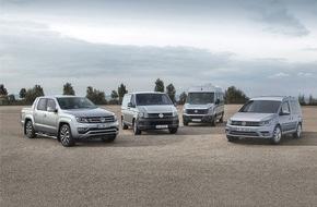 VW Volkswagen Nutzfahrzeuge AG: Volkswagen Nutzfahrzeuge: Weltweite Auslieferungen steigen im ersten Halbjahr um 7,0 Prozent