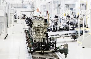 Skoda Auto Deutschland GmbH: SKODA produziert neue Dreizylinder-Benzinmotoren