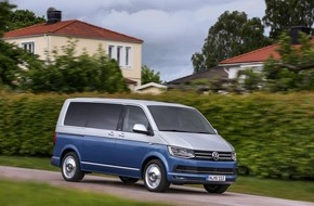 VW Volkswagen Nutzfahrzeuge AG: Heute Markteinführung: Der neue Bulli ab sofort beim Händler