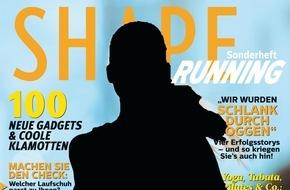 """Bauer Media Group, Shape: Titelheldin gesucht: Wer wird das neue Covermodel der """"SHAPE Running""""? Gemeinsame Aktion von GARMIN und SHAPE beim """"Deutsche Post Ladies Run 2016"""""""