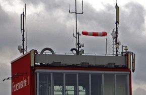 Feuerwehr Essen: FW-E: Orkan Niklas - keine größeren Schäden in Essen