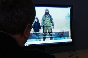 NDR / Das Erste: NDR: Bundesnachrichtendienst entlarvt IS-Video als Fälschung