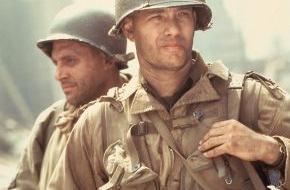"""kabel eins: 70 Jahre D-Day: kabel eins zeigt Spielbergs """"Der Soldat James Ryan"""" am 5. Juni 2014"""