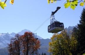 Schilthornbahn AG: Schilthorngebiet - Bergerlebnis pur / Herbstausflug mit atemberaubender 360-Grad-Panoramasicht