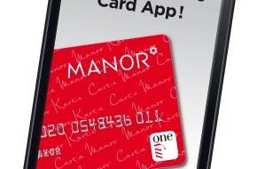 Manor AG: Manor est le premier détaillant suisse à proposer le paiement mobile à ses clients (IMAGE/VIDEO)