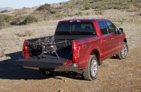 Ford-Werke GmbH: Ford fördert Entwicklung von Drohnen-Fahrzeug-Konzepten für schnellere Notfallhilfe bei Katastrophen