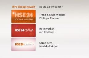 HSE24: HSE24 baut Special-Interest-Angebot aus / Erste Teleshopping-Senderfamilie mit konsequent vernetzten Verkaufsplattformen (mit Bild)