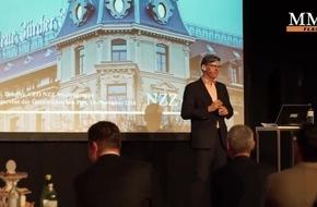 Veit Dengler: NZZ sucht neue Geschäftsmodelle - VIDEO