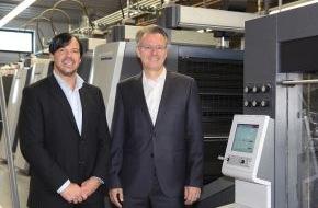 Onlineprinters GmbH: CEWE Top-Manager Michael Fries verstärkt ab 1. Juli Geschäftsleitung der Onlineprinters