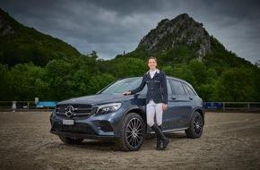 Mercedes-Benz Schweiz AG: Pius Schwizer und Martin Fuchs fahren nachhaltig mit Plug-In Hybrid