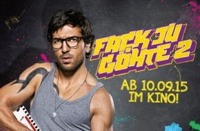 Constantin Film: Kamming suhn! FACK JU GÖHTE 2 ab 10.9. im Kino