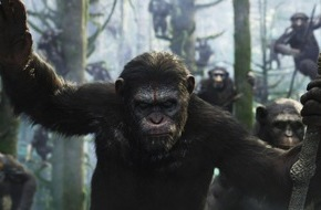 """ProSieben Television GmbH: """"Planet der Affen: Revolution"""" am 5. Juni 2016 auf ProSieben"""