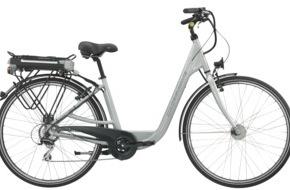 Migros-Genossenschafts-Bund: Migros rappelle les batteries du modèle de vélo électrique Crosswave Ezy- E ED 1.2.
