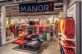 Manor AG: Manor triplica la sua presenza a Liestal - Inaugurazione del Grande magazzino nel nuovo Bücheli Center (IMMAGINE)