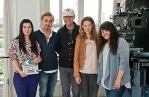 """ARD Das Erste: Das Erste: Drehstart für eine neue Folge von """"Rosa - Die Hochzeitsplanerin"""" mit Alexandra Neldel in der Hauptrolle"""