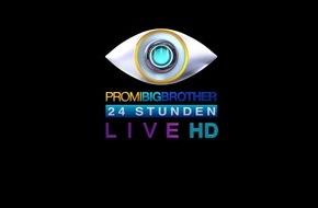 """Sky Deutschland: Deutschlands prominenteste WG zieht ein:  Ab morgen """"Promi Big Brother 24 Stunden live"""" exklusiv bei Sky Select"""