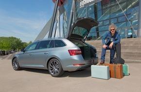 Skoda Auto Deutschland GmbH: Wolfgang Niedecken tourt im SKODA