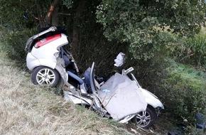 schwerer Unfall
