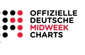 GfK Entertainment GmbH: Offizielle Deutsche Midweek-Charts gehen an den Start