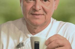 """Luigi Lavazza Deutschland GmbH: Schlanke Kaffeekreation zum Dahinschmelzen - """"Tortina Opéra Lavazza"""" von Sternekoch Harald Wohlfahrt zum Start der Lavazza Genussoffensive in Deutschland"""