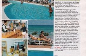 alltours flugreisen gmbh: 25 Jahre Barlovento - 25 Jahre allsun Hotels / Wachstums- und Expansionskurs wird fortgesetzt