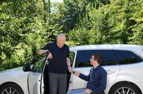 Touring Club Schweiz/Suisse/Svizzero - TCS: TCS-Ratgeber: Mobil bleiben trotz körperlichen Einschränkungen