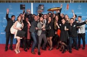Best of Swiss Web: Best of Swiss Web 2016: Verlängerung der Anmeldefrist bis zum 8. Februar 2016