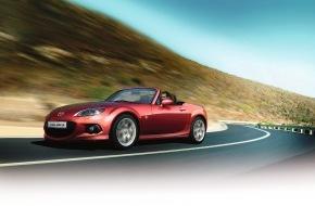 Mazda (Suisse) SA: In den drei Sonderserien von Mazda wird der Geist von Japan lebendig