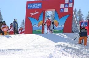 Hochkönig Tourismus GmbH: Österr. Meisterschaften Ski Alpin in der Region Hochkönig
