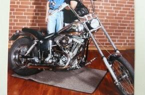 Polizeiinspektion Northeim/Osterode: POL-NOM: Foto der entwendeten Harley-Davidson