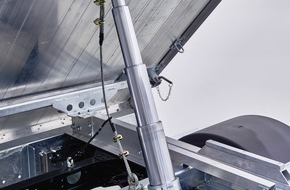 Mercedes-Benz Schweiz AG: Mercedes-Benz: Fuso Canter startet in den Frühling mit neuem Schweizer Dreiseitenkipper